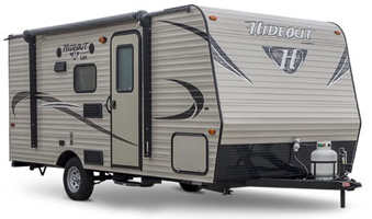 Keystone Hideout 19FL Travel Trailer