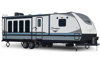 Forest River Surveyor 247BHDS Travel Trailer