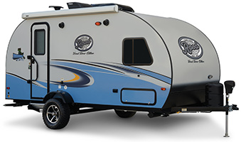 Forest River R-Pod 179 Expandable Trailer